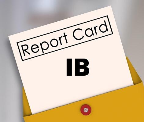 IBDP (Class 2019) Report card
