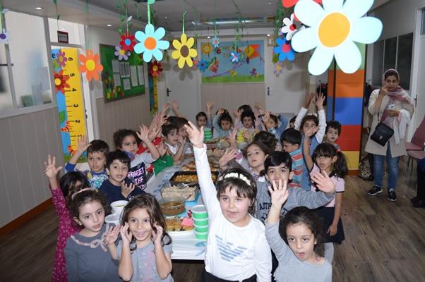 tehran international school girls
